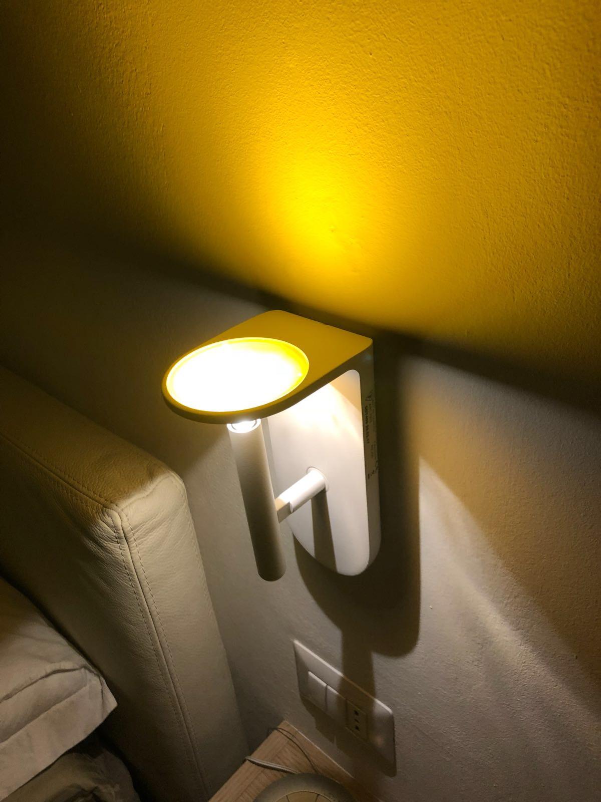Illuminazione camera da letto (Como) - La Luce